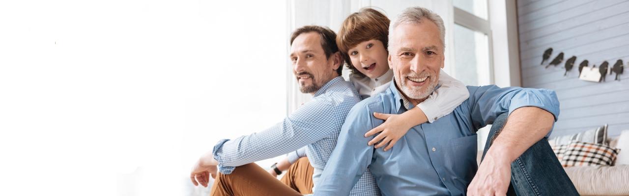Установление родства по отцовской линии