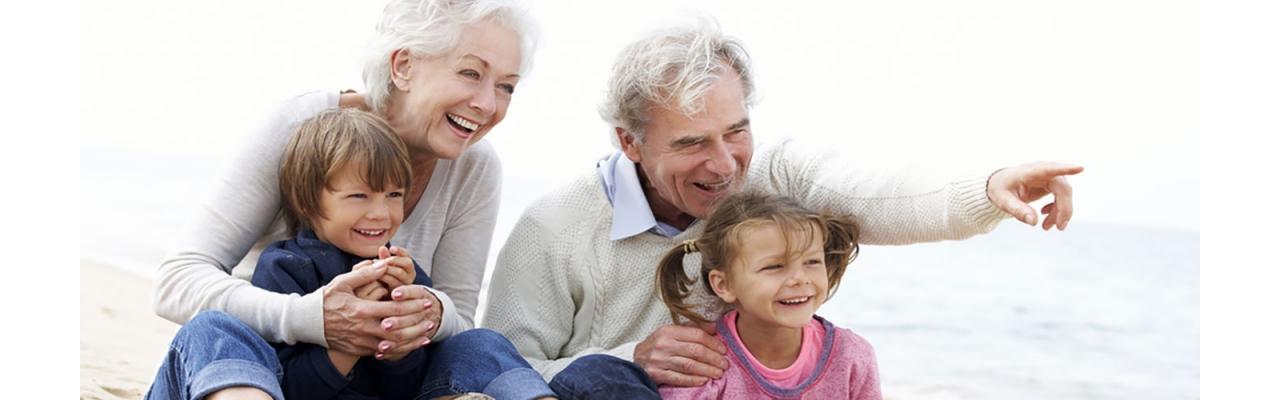 Установление близкого родства (бабушка/дедушка/внук/внучка)