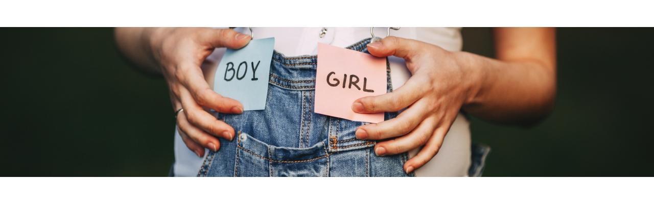 Анализ на раннее определение пола ребенка