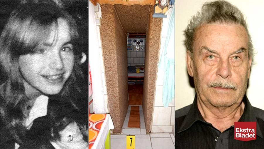 ДНК-тест подтвердил отцовство австрийского маньяка.